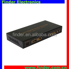digital to analog audio decoder with USB media player support ac3, dcs, lpcm