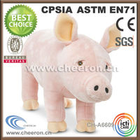 New China lovely small toy cute pig stuffed animal