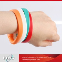 Special fancy silicone touch pen bangles