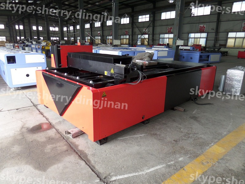 Metal cutting ITJF1325 fiber laser cutting machine 500w 1000w