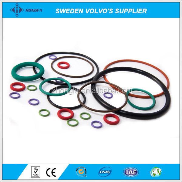 Durable Food Grade Silicone Rubber O Ring