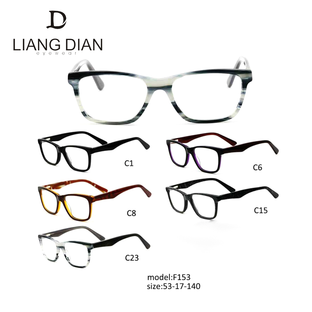 China optical reading eye glasses spectacle frames for sale