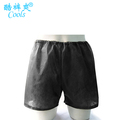 mens disposable nonwoven boxer shorts/short pants/boxer for sauna/hotel/hospital