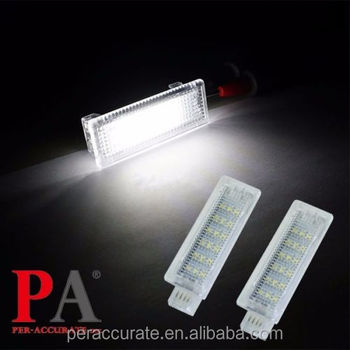 PA CANBUS 18 LED Door Courtesy Light Module for BMW F10 F11 F01 F02 F03 LCI