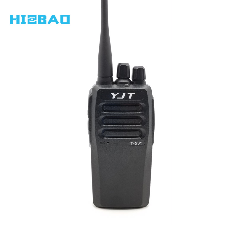 2way Communication Device Police Handheld Worky Torky Military Encrypted Uhf Two Way Radios Walking Talking