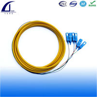 SC/APC fiber optical patch cord bright choice