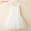 Wholesale Girl Chiffon Pleated Dress,Girl Ballet Dress,Girl Spaghetti Dress