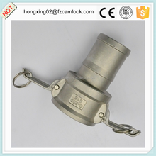 Camlock type C stainless steel 316, cam lock fitting, quick coupling