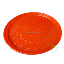 Plastic chicken farm used feed pan poultry feeding tray