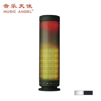 Christmas Gift China Manufacturer Fantasy Color LED New Bluetooth Speaker with Led