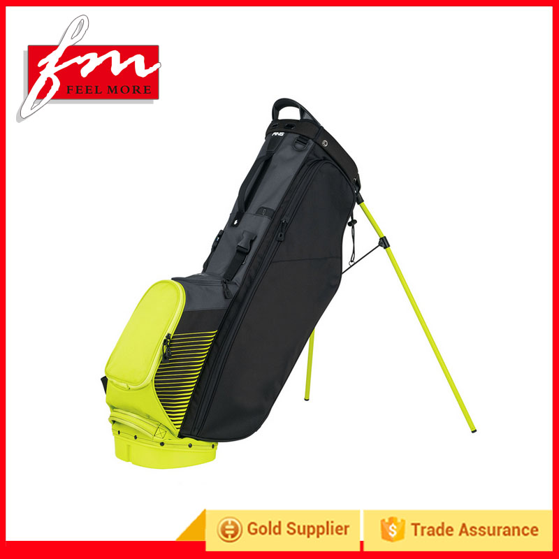 Fashion golf stand bags, light weight golf bags,waterproof golf bags