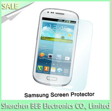 Wholesale mirror screen protector for samsung galaxy s4 on promotion