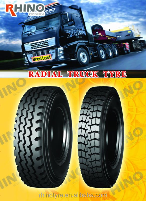 Big Truck Tire 315/80R22.5 from China