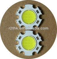 Hot products 2013 new,Super bright 1400lm COB LED Bridge lux chip 12v 12W in Shenzhen with CE & RoHS