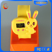 Good Quality Colorful Discount Stock Slap Watch, silicone kid watch, children watches
