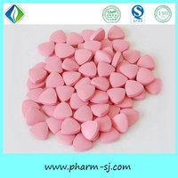 China best quality VB complex Tablets/ Vitamin B complex Tablets OEM China