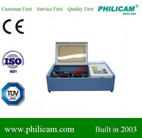 mini rubber stamp co2 laser machine/ co2 laser machine price