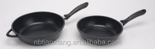 nonstick diecasting wave collection deep frying pan