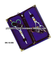 Professional Barber Scissors Manicure Kits
