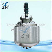 pasteurizer mix tanks pasteurizing machine for sale