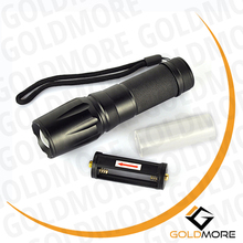 Goldmore2 7cm mini led flashlight, telescopic flashlight torch, 4*AG3 battery powered new fashion flashlight
