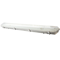 Led Linear Tube 2ft 4ft 5ft Led T8 Intergrated Batten Fitting/light Fixture