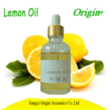 Factory direct sale high quality food flavor lemon aroma oil for essence