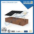 Ground Solar Photovoltaic Racking with Pile