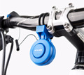 Bike handlebar bell electric bell for bicycle seriously loud voice cycle horns electronic bicycle horn