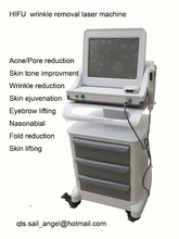 2015 newest hifu for wrinkle removal and instant face lift /laptop ultrasound machine