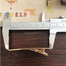 Fashion metal single prong hair clip for hair bows ribbons