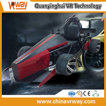 made in China UK racing equipment real car driving simulator