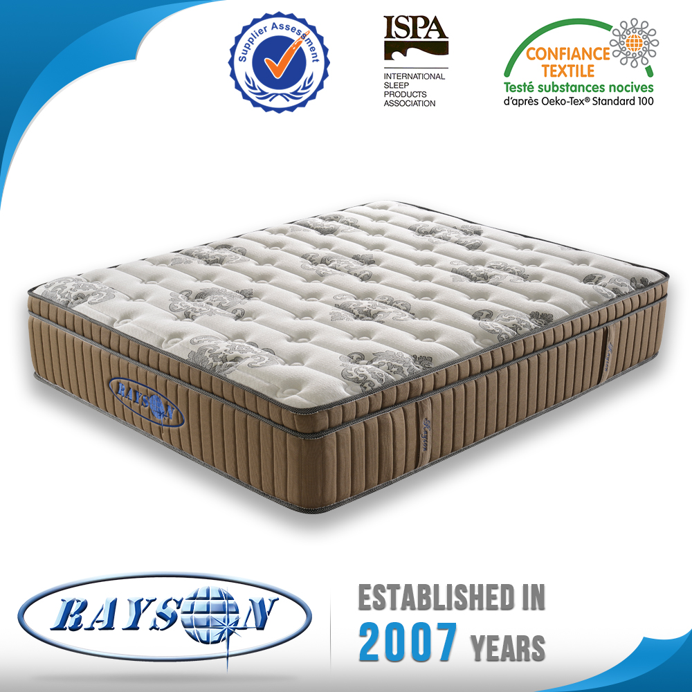 Double Bed Design Furniture Raw Material For Foam Mattress