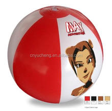 TPU inflatable beach ball