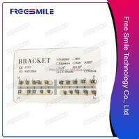 Most favorable metal bracket /ceramic dental models with CE&ISO