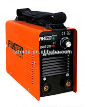 Portable IGBT DC Inverter MMA three phase arc welding machine