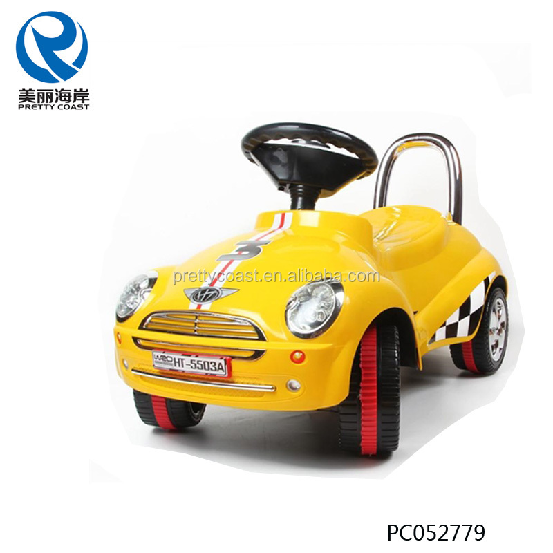 Baby toys children sliding car cartoon scooter toys kids ride on car