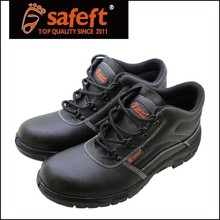 Direct china factory anti-puncture man leather shoe