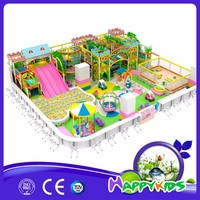 2015 Safety happy kids indoor playground toys for sale