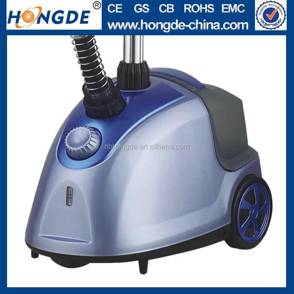 601A Single Power Button Easy Operating Professional CE GS Colorful Vertical Home Appliance standing steam irons