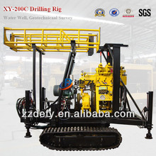 XY-200C Crawler type geophysical drilling equipment