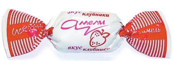 "Small boiled sweets ""Amely"""