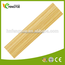 High quality wood grain decorative basketball courts rubber flooring