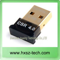 Factory Mini Bluetooth CSR 4.0 USB Dongle Driver Adapter