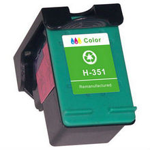 CB338EE Remanufactured ink cartridges HP351XL for HP printer