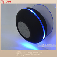 Wireless impermeable altavoz bluetooth con luz led