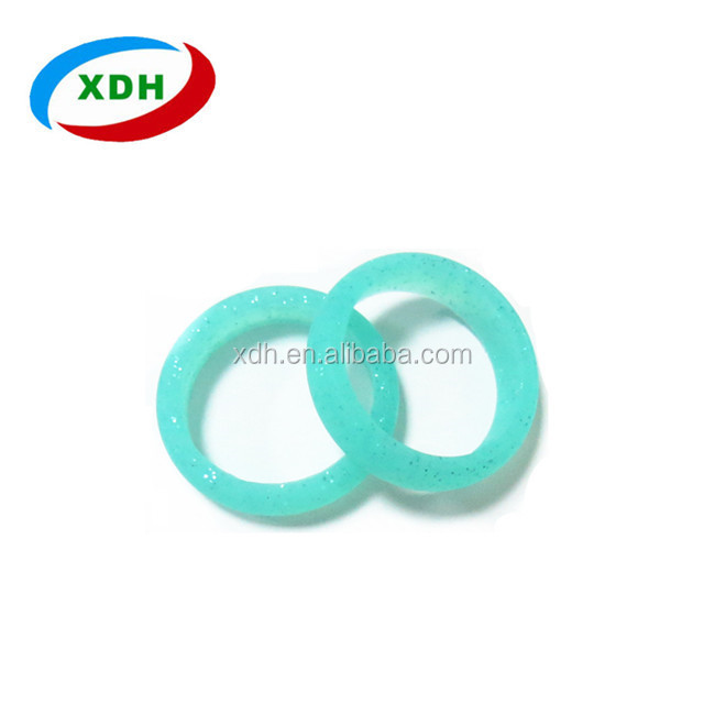 Best selling High Quality Custom Your Silicone Wedding Ring