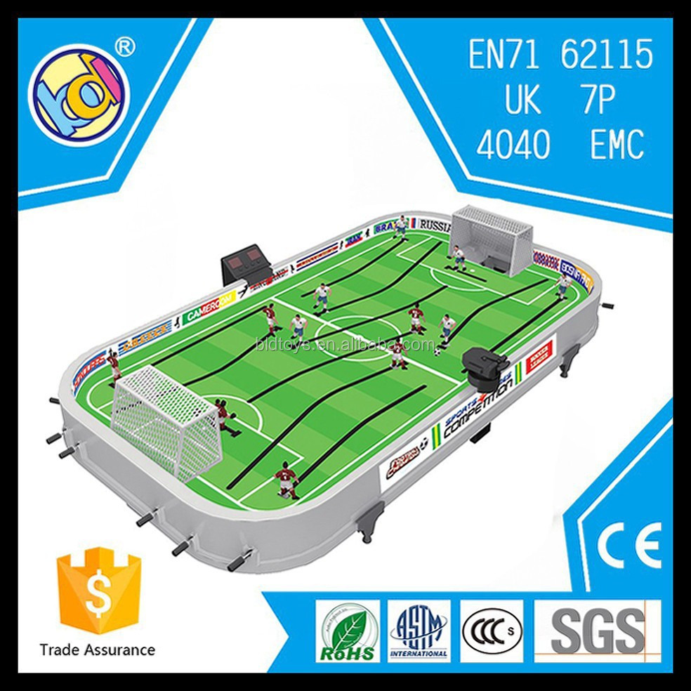 shantou chenghai toy factory gifts sports toys mini football football table soccer board game