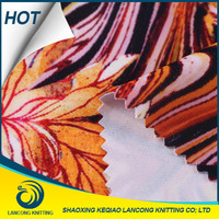Professional knit fabric manufacturer Competitive price Beautiful fabric patterns names
