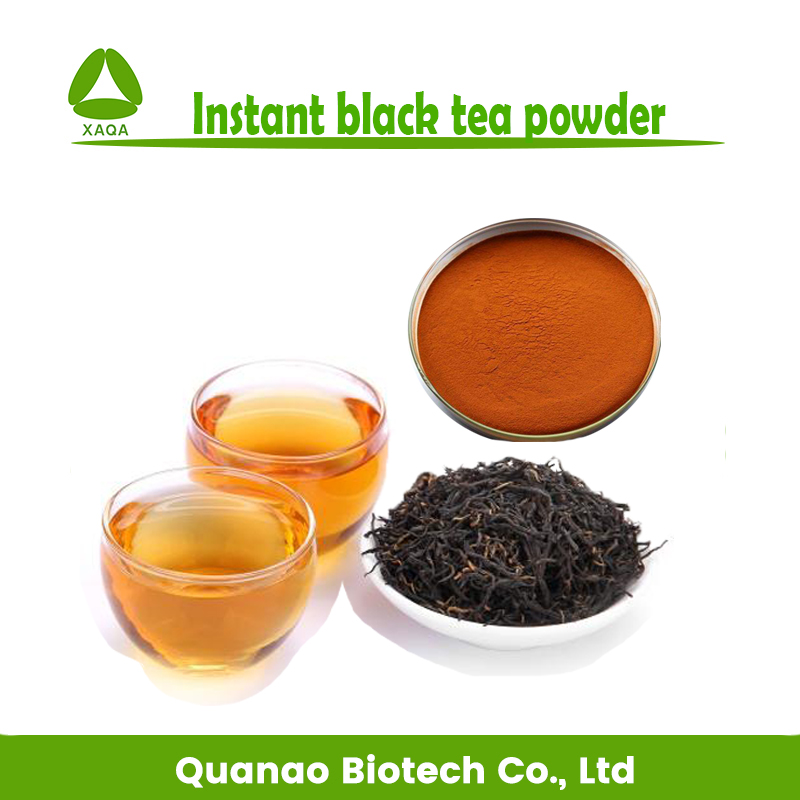 100% pure natural Instant Black tea powder / Dried black tea powder with free sample